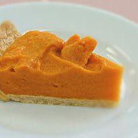 Sugarless No-Bake Pumpkin PIe