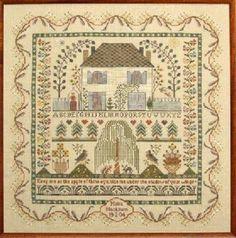 Stitch Count: 247 x 247