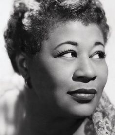 I <3 Ella Fitzgerald too! Thanks, @Nathan Williams for helping me start my 'favorite people' board!