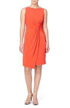 Catherine Catherine Malandrino 'Adele' Sheath Dress available at #Nordstrom