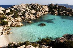 Caprera, Sardaigne, Italie