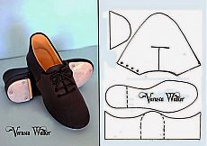 """Photo from album """"советы on - Mini Shoe pattern Source by nc_munich - Barbie Shoes, Doll Shoes, Barbie Clothes, Barbie Dolls, Men's Shoes, Jazz Shoes, Ag Dolls, Doll Shoe Patterns, Barbie Patterns"""