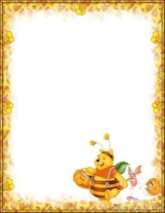 Made by Sophia Delve Design Printable Lined Paper, Free Printable Stationery, Disney Scrapbook, Scrapbook Paper, Winnie Poo, Christmas Letterhead, Kitty Images, Winnie The Pooh Friends, Free Christmas Printables