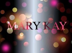 Join my team! I would love to get you started on being a successful business owner! Start something beautiful today! Www.Marykay.Com/amberrockwell