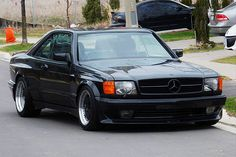 Mercedes-Benz 560 SEC AMG 6.0