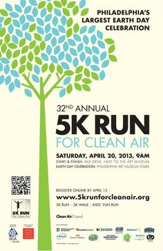 Discount Code for 5K Run for Clean Air and Kid's Fun Run | Spit That Out: The Blog