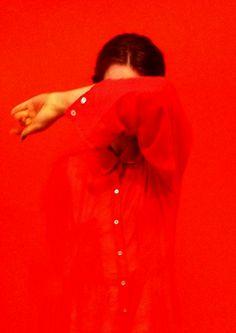 Sad Red.