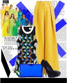 """colors"" by julietav ❤ liked on Polyvore"