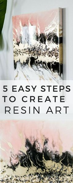 What you need to know before resin pouring! DIY resin art with gold and crystals - - Find all your answers in one tutorial. Best resin choice for your resin art pour. Adding metallic golds in resin art. Making & adding crystals in resin art. Diy Resin Art, Epoxy Resin Art, Diy Resin Crafts, Acrylic Resin, Acrylic Art, Resin Artwork, Resin Paintings, Art Paintings, Acrylic Pouring Art