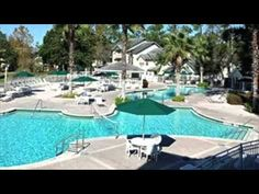 Oak Plantation Resort Vacation Villas. 16 acres of forested land in Kissimmee.