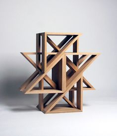 Stacking stool by J1