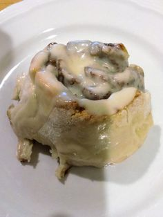 These Cinnamon Rolls really hit the spot. They were good and soft and tasted oh so nice. Gluten Free is a great thing