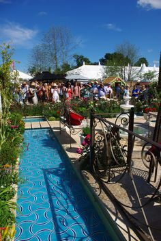 See related links to what you are looking for. Hampton Court Flower Show, Paradise Garden, Lotus Design, Metal Working, Tourism, Culture, Landscape, Studio, Flowers