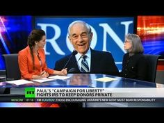 """IRS targets Ron Paul's """"Campaign for Liberty"""""""