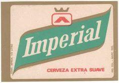Etiquetas de Cervezas Colombianas: IMPERIAL                                                                                                                                                                                 Más