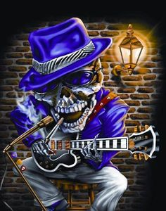 I Got The SkeleBlues