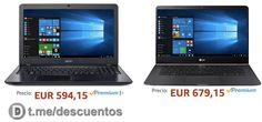 Portátil Acer i5 y Ultraportátil LG 14 desde 594 - http://ift.tt/2rJZHPU