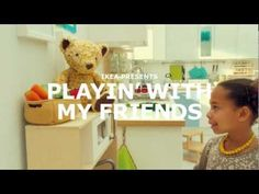 """""""Playing with my friends"""" - IKEA  Creative Ad Agency: Mother, London  Director: Dougal Wilson  Production Co.: Blink  Producer: Ewen Brown  Editor: Ed Cheesman  Post Production: MPC  The music is a remake of the song """"Playing With My Friends"""" by BB King and Robert Cray."""