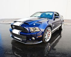 Shelby GT500 Super Snake - Ford tuning specialist Shelby will unveil the new 2012 model year Shelby GT500 Super Snake at the upcoming 2011 New York International Auto Show later this month. When first introduced in 2008, the base Super Snake had a mere 605 hp under the hood with an option for up to 725. That number increased to 750 for 2010, and now for the 2012 model year, Shelby is set to unveil the latest Super Snake with up to 800 hp on tap from its 5.4-liter supercharged V8.