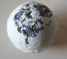 Gorgeous handmade mini lavender scented bath by SnowballLondon