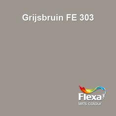 Flexa Expert kleur Grijsbruin FE 303