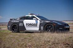 Nissan GT-R Police Car | HiConsumption