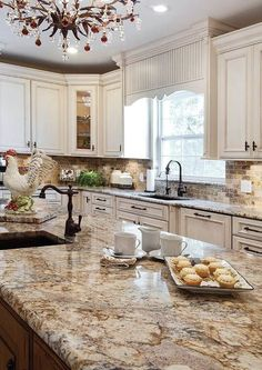 counter tops and granite kitchen