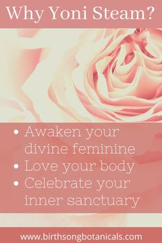 Awaken your divine feminine power and connect with your inner sanctuary! Learn more..... #yonisteam #femininepower Yoni Steam Herbs, Menstrual Cycle, Loving Your Body, Divine Feminine, Herbal Medicine, Fertility, Awakening, Herbalism, Connect
