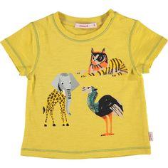 HILDE & CO BABY T-shirt EelkeFred & Ginger kinderkleding en babykleding