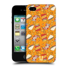 Cell Phone Fitted Case for Apple Iphone 4, Apple Iphone, Trust, Pizza, Phone Cases, My Style, Cover, Ebay, Design