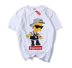 SUPREME Bart Simpson Brooklyn Shirt