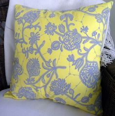 Amy Butler Lark Decorative Pillow Cover  Souvenir  by decorate23