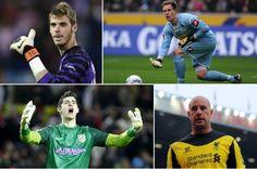 Elige tú al nuevo portero del Barça