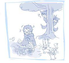 Sakamichi Onoda,Yasutomo Arakita and Sangaku Manami Yowamushi Pedal, Manga Anime, Cute Babies, Kawaii, Kawaii Cute, Manga, Kauai, Funny Babies