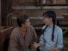 """Asian Stars in TV Westerns, Part 1: Lisa Lu in """"Bonanza""""   Brian Camp's Film and Anime Blog"""