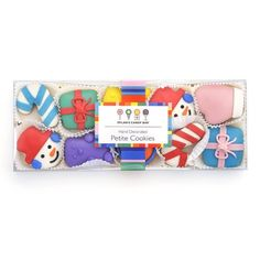 dylan's candy bar holiday petite cookies