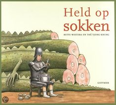 Recensie: Held op sokken, Bette Westera en The Tjong-Khing – CooleSuggesties Knight Party, Back To The Future, Middle Ages, Hold On, Kindergarten, Hero, History, Reading, Classroom