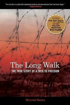 Read this if you ever feel like giving up. Escape from Russian prison camp and seeing big-foot.