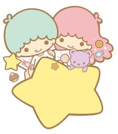 LittleTwinStars Official★Blog  Kiki&Lala Dreamy Diary-kikilala ★Little Twin Stars★