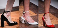 Catwalk: Valentino scarpe Valentino ai 2012-13 – Oh My Shoes