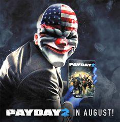 Llega el juego Payday 2 para PC, XBOX 360 Y PS3 con grandes detalles e innovaciones. Payday 2 es de los juegos mas esperados del año y su acción te dejara encantado