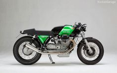 Special  based on a 1978 Moto Guzzi SP