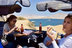 """bellissima giornata di sole""  pranzo con vista al  mare. Reserva de Paracas #peru4x4 #reservadeparacas #tamaleschinchanos #paulalainm"