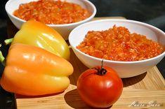 Ghiveci de vara   Retete culinare cu Laura Sava - Cele mai bune retete pentru intreaga familie Mai, Vegetables, Food, Essen, Vegetable Recipes, Meals, Yemek, Veggies, Eten