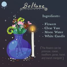 Beltane Celebration Hi lovely ones! We know it's super late but we have been working hard on new surprises you will like a lot! We promise! But for now, here's the Beltane Spell Celebration of this month. You will need previous Moon Water already. Green Witchcraft, Wicca Witchcraft, Pagan Witch, Beltane, Happy Solstice, Summer Solstice, Altar, Under Your Spell, Eclectic Witch