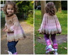Die 76 Besten Bilder Von Poncho Crochet Clothes Needlepoint Und
