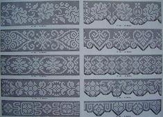 (8) Gallery.ru / Фото #59 - Filet Lace Patterns VII - natashakon