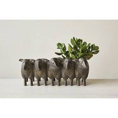Great for Farrand Resin Statue Planter by August Grove Home Decor Furniture from top store Cedar Planter Box, Plastic Planter Boxes, Window Planter Boxes, Planter Pots, Raised Planter, Metal Hanging Planters, Corten Steel Planters, Metal Planters, Rustic Planters
