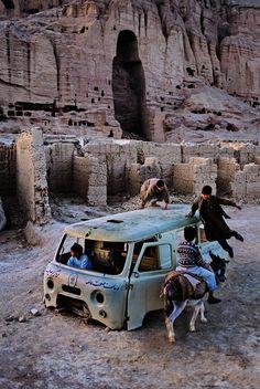 Steve McCurry. Bamiyan, Afghanistan.