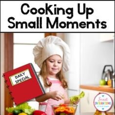 FREE for your classroom. Enjoy these personal narrative writing activities that have a cooking theme.